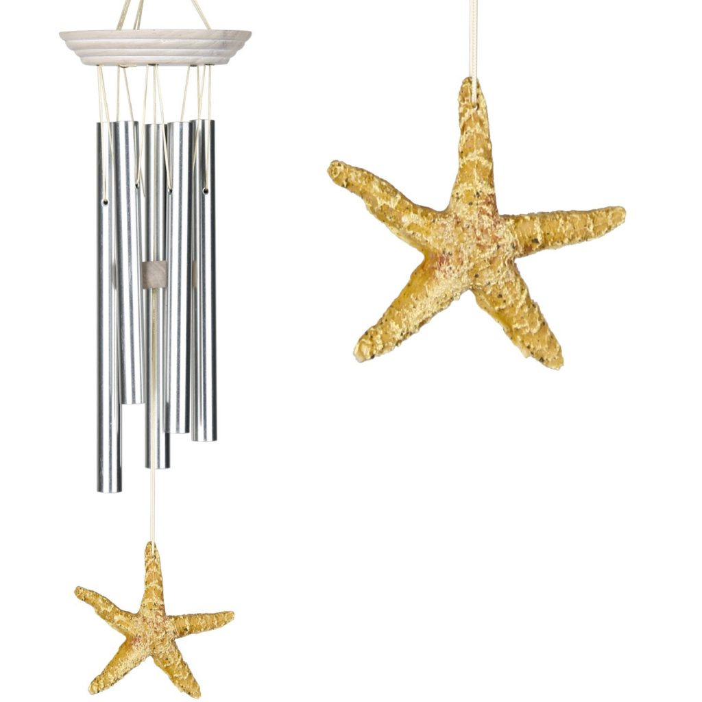 Seashore Sea Star Chime