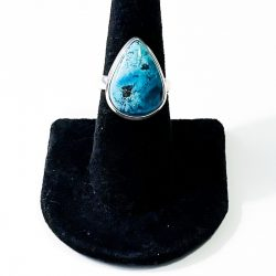 Shattuckite Size 7 Ring
