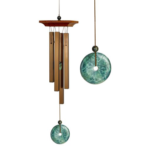 Turquoise Chime - Small by Woodstock Percussion