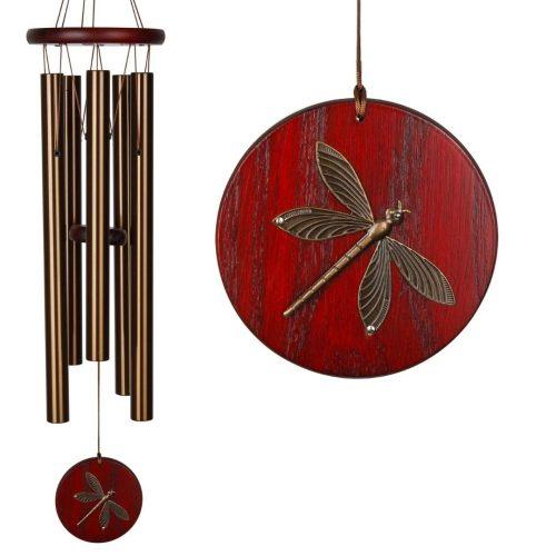 Habitats™ Chime - Bronze, Dragonfly