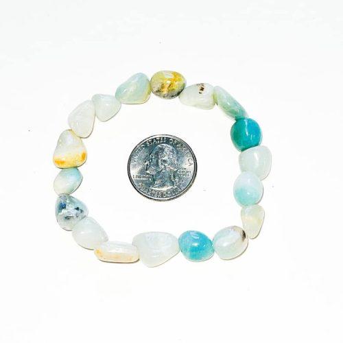 Amazonite Bracelet Nugget