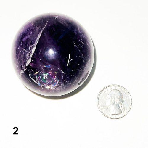 Amethyst Sphere #2
