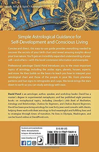 Astrology for Beginners back