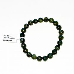 Dragon Bloodstone 8 mm Bracelet