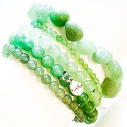 Green Aventurine Bracelet Cover