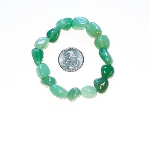 Green Aventurine Bracelet Nugget