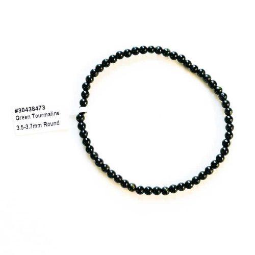 Green Tourmaline 4 mm Bracelet