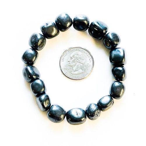 Hematite Bracelet Nugget