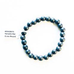 Hematite Matte Bracelet