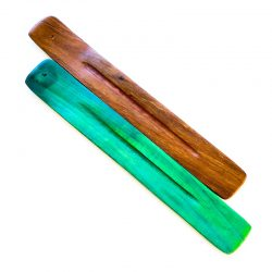 Incense Holder Wood Cover Photo
