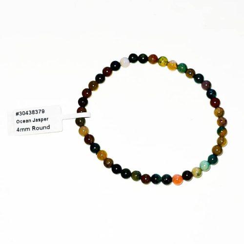 Ocean Jasper 4 mm Bracelet