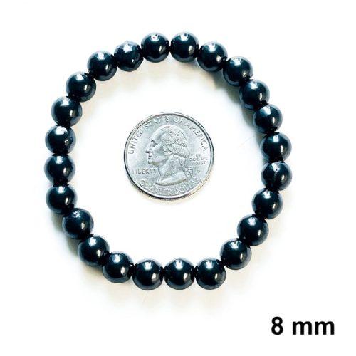 Shungite Bracelet 8 mm