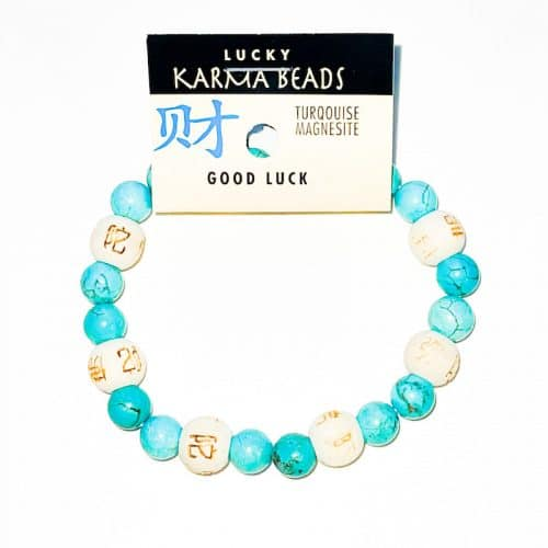 Turquoise Magnesite 8 mm Bracelet