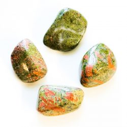 Unakite Power Stone