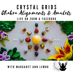 Crystal Grids, Chakra Alignments, and Amulets