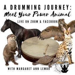 Drumming Journey: Meet Your Power Animal