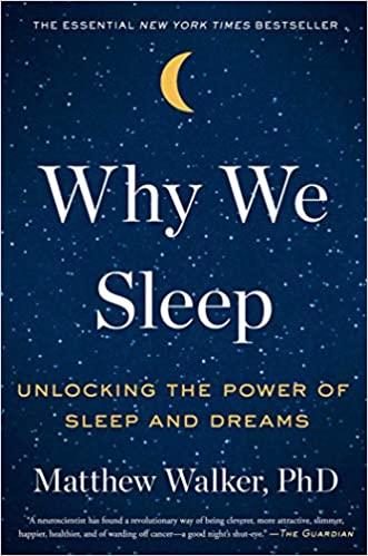 why 2 we sleep