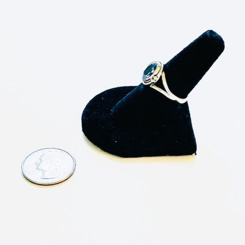 Alexandriite Ring Size 8