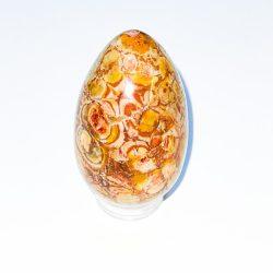 Bird's Eye Jasper Egg