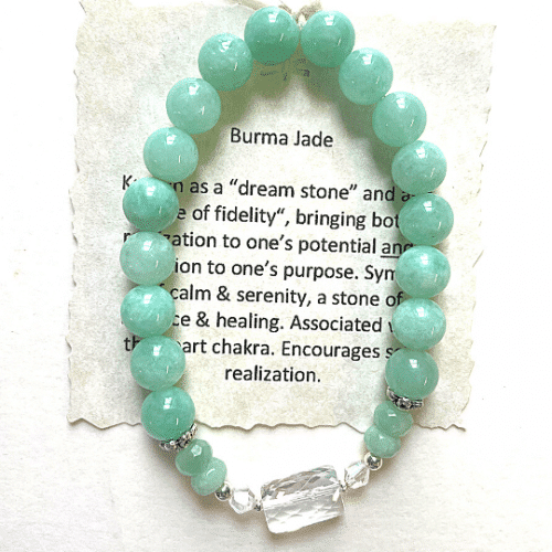 Burma Jade Bracelet