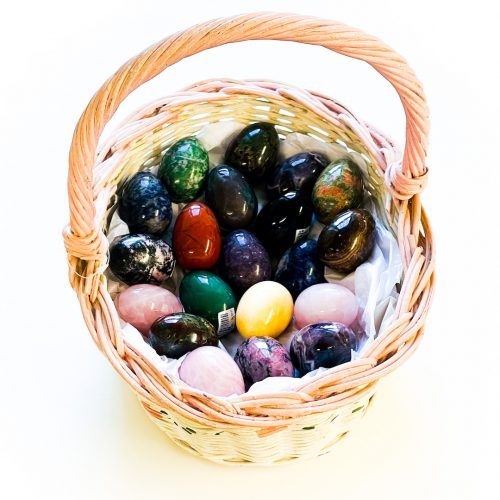 Gemstone Egg