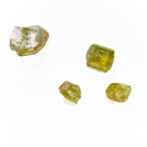 Green Apatite Pieces Cover Photo