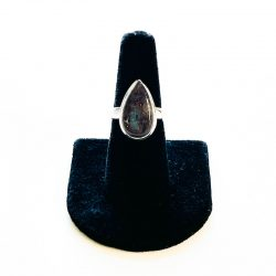 Iolite and Sunstone Ring Size 7 Cover