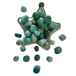 Peruvian Turquoise Tumbled