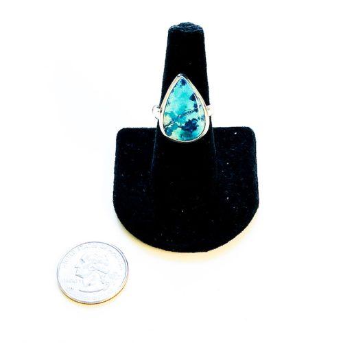 Shattukite Ring Size 8.5