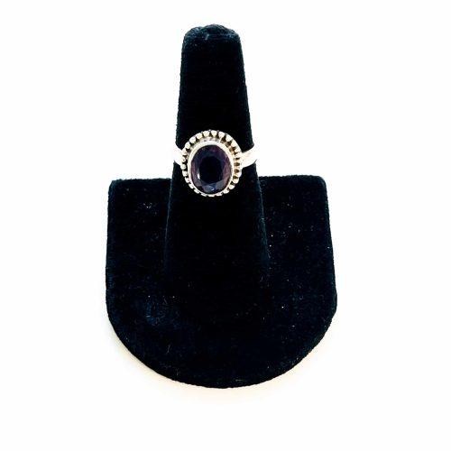 Alexandrite Ring Size 6