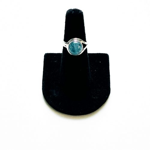 Aquamarine Ring Size 6