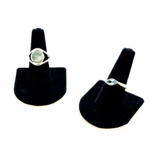 Aquamarine Ring Size 8 Cover Photo