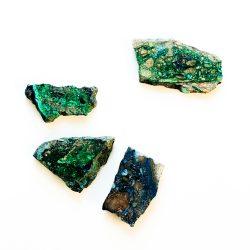 Azurite and Malachite Slabs Cover Photo