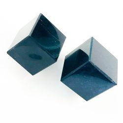 Black Tourmaline Cubes