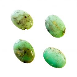Chrysoprase Palm Stones