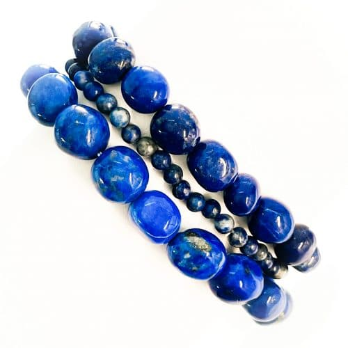 Lapis Lazuli Bracelet Cover Photo