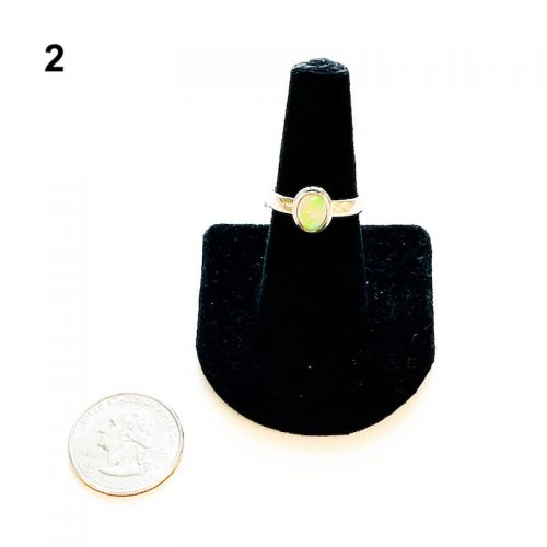 Opal Ring Size 8 - 2