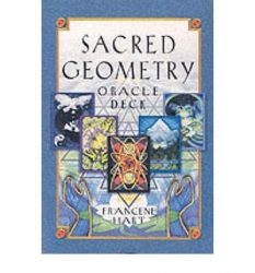 Sacred Geometry card and book set