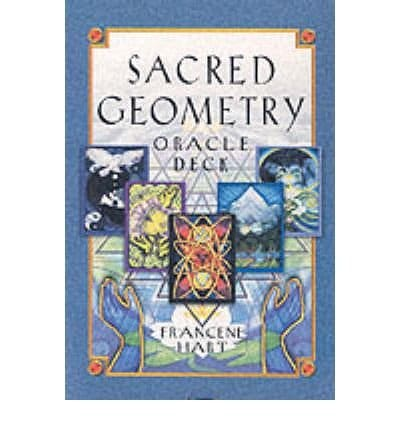 Sacred Geometry card and book set