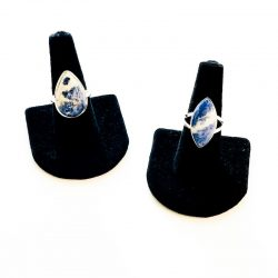 Sodalite Ring Size 8