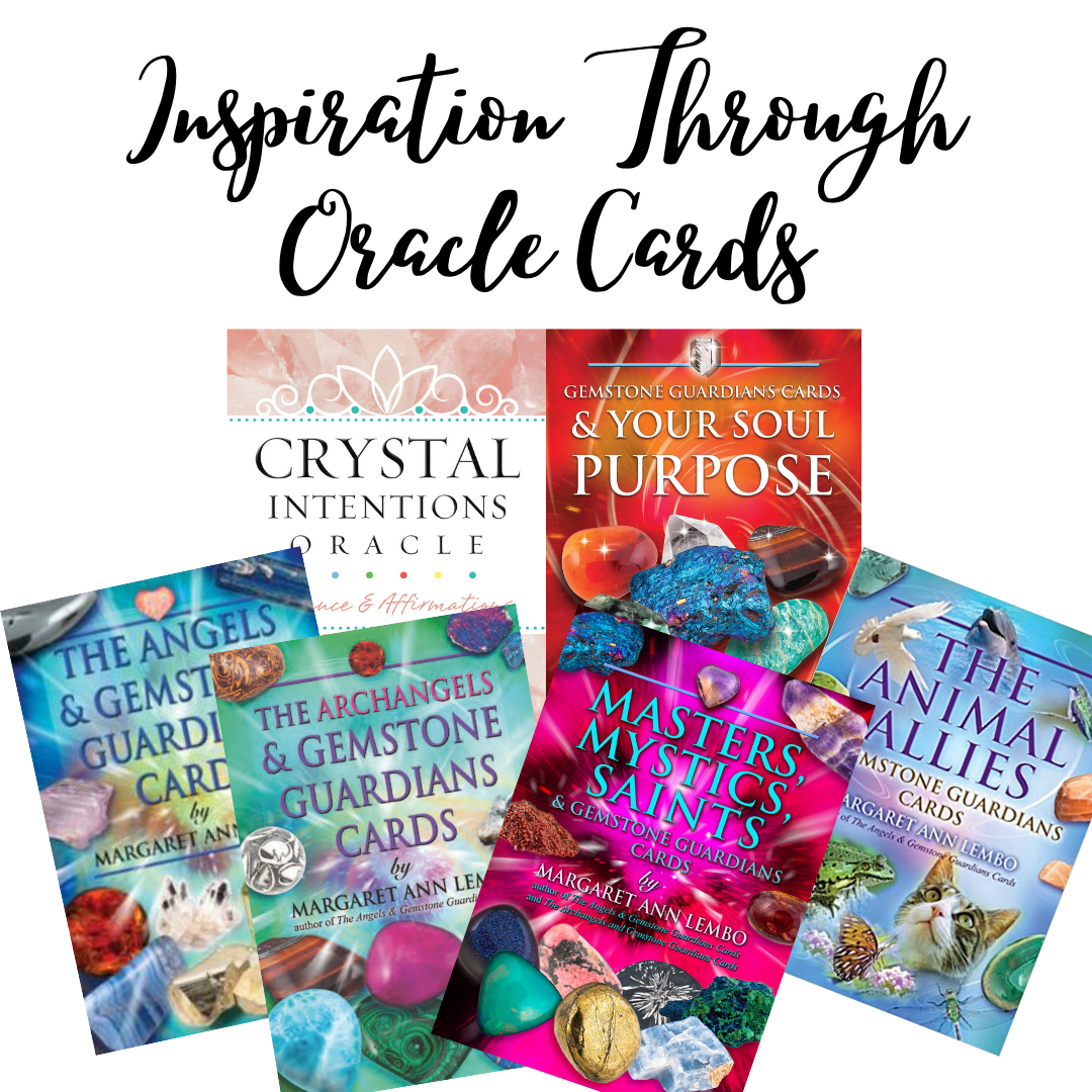 Inspiration Through Oracle Cards
