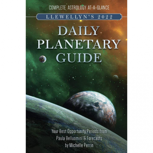 2022 Llewellyn's Daily Planetary Guide