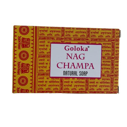 Nag Champa Goloka Natural Soap