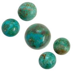 Chrysocolla Sphere Cover Photo