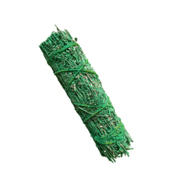 White Sage Smudge Stick with Patchouli