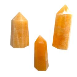 Orange Calcite Point Cover photo