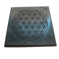 hungite Tile Flower of Life Cover Photo