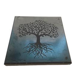 Shungite Tile Tree of Life Cover Photo
