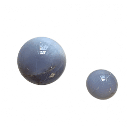 Blue Chalcedony Sphere