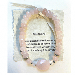 Rose Quartz Bracelet 3352BR